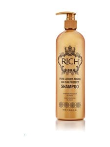 Rich - Pure Luxury Argan Colour Protect Shampoo 750 ml | Stockmann
