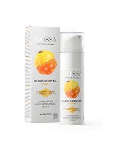 Mossa - Glow Cocktail Illuminating Anti-Pigmentation -seerumi 25 ml | Stockmann