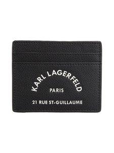 Karl Lagerfeld - Rue St-Guillaume -korttikotelo - BLACK A999   Stockmann