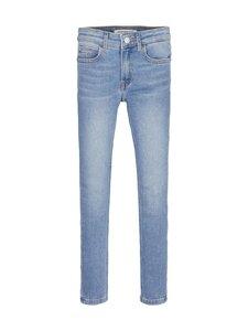 Calvin Klein Kids - Super Skinny Mr Ess -farkut - 1AA ESSENTIAL LIGHT BLUE STRETCH | Stockmann