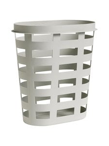 HAY - Laundry Basket -pyykkikori, L - LIGHT GREY (VAALEANHARMAA) | Stockmann