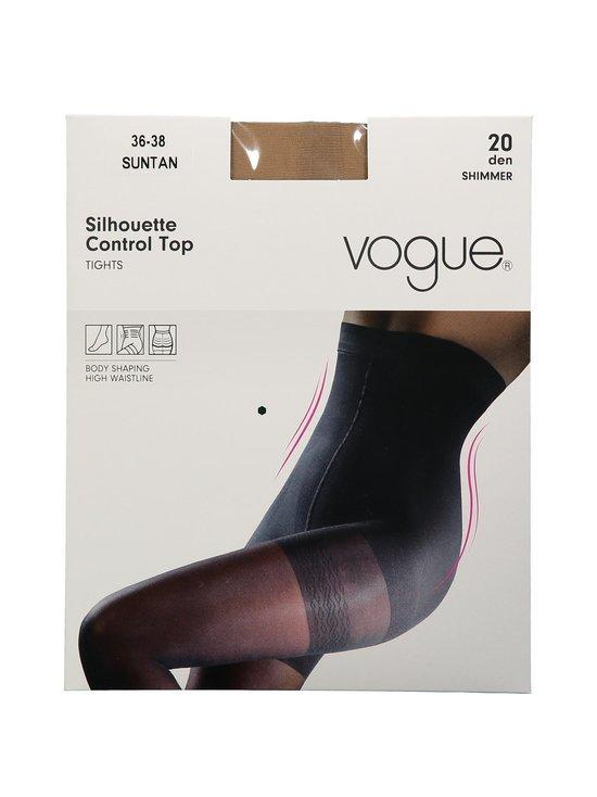 Vogue - Silhouette Control Top 20 den -sukkahousut - SUNTAN | Stockmann - photo 1