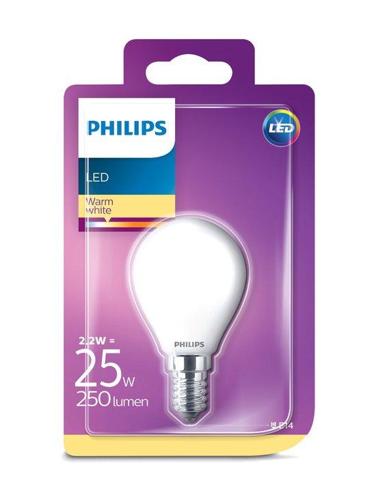 Philips - LEDClassic 2,2W (25W) P45 E14 -mainoslamppu - WHITE | Stockmann - photo 1