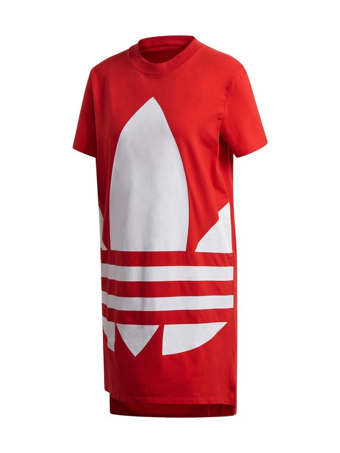 Large Logo Dress -mekko