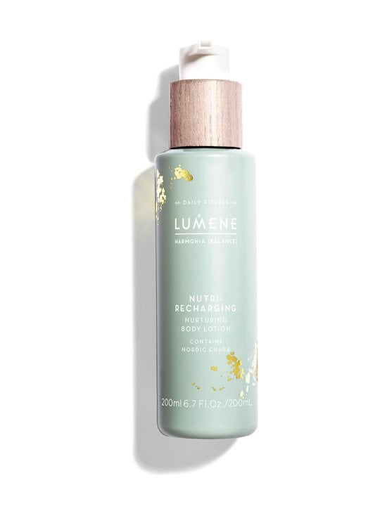 Lumene - HARMONIA Nutri-Recharging Nurturing Body Lotion -vartalovoide 200 ml - null | Stockmann - photo 1