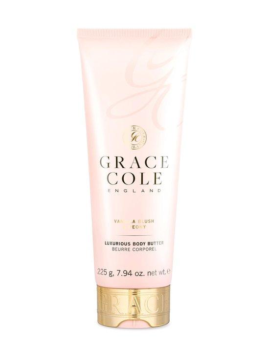 Grace Cole - Vanilla Blush & Peony Body Butter -vartalovoi 225 g - VAALEANPUNAINEN   Stockmann - photo 1