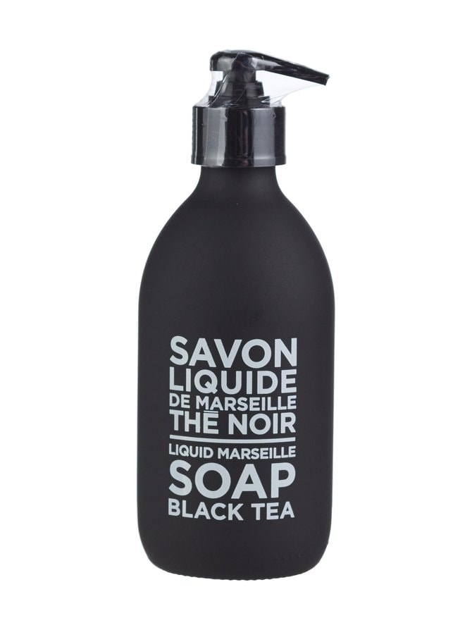 Black Tea -nestesaippua 300 ml
