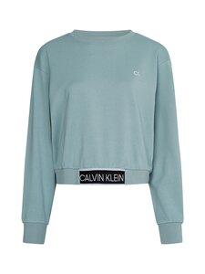 Calvin Klein Performance - Cropped Pullover -collegepaita - GREEN | Stockmann