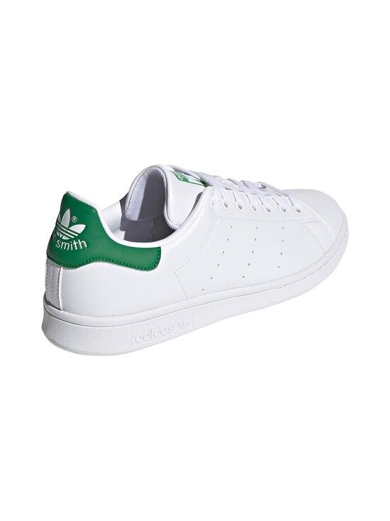 adidas Originals - Stan Smith -tennarit - FTWR WHITE/FTWR WHITE/GREEN   Stockmann - photo 2