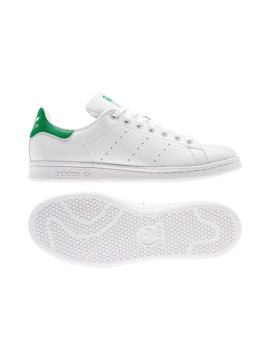 adidas Originals - Stan Smith -tennarit - FTWR WHITE/FTWR WHITE/GREEN   Stockmann - photo 5