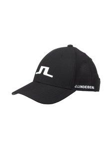 J.Lindeberg - Caden-lippalakki - BLACK | Stockmann
