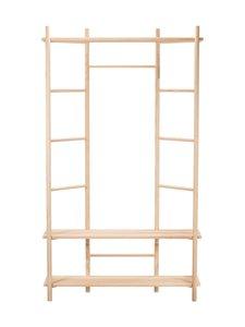 Hakola - Edit-hylly, korkea 110 x 190 x 28,5 cm - SAARNI | Stockmann