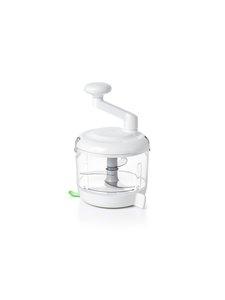 OXO - One-Stop-Chop Manual Food Processor -leikkuri - WHITE | Stockmann