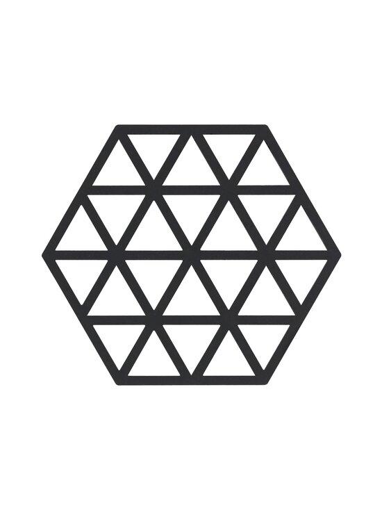 Zone - Triangles-pannunalunen 16 x 14 cm - BLACK | Stockmann - photo 2