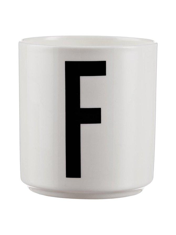 Kirjainmuki, F