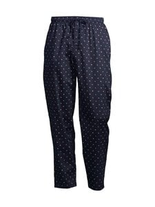 Schiesser - Mix + Relax -pyjamahousut - 803 DARK BLUE | Stockmann