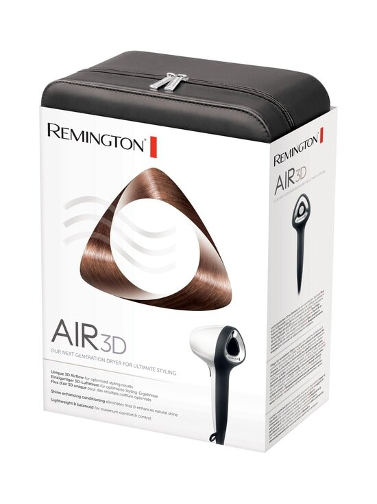 Remington - Air 3D -hiustenkuivaaja - WHITE | Stockmann - photo 4