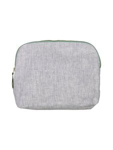 Gauhar Helsinki - Linen Cosmetic Bag -kosmetiikkapussi - STRIPED | Stockmann