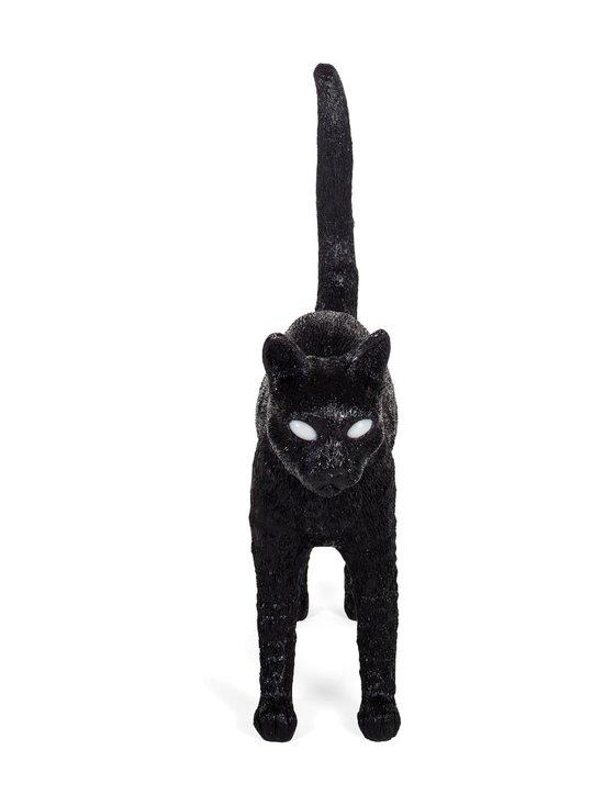 Seletti - Jobby the Cat Black -valaisin - MUSTA | Stockmann - photo 1