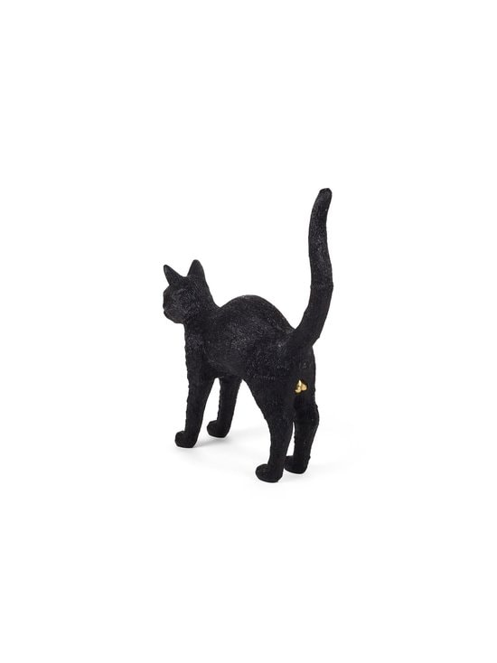 Seletti - Jobby the Cat Black -valaisin - MUSTA | Stockmann - photo 10