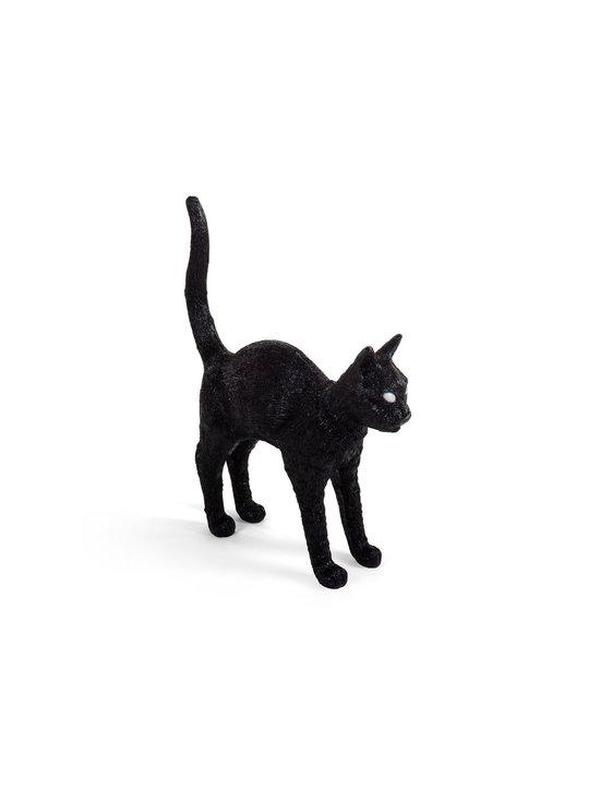 Seletti - Jobby the Cat Black -valaisin - MUSTA | Stockmann - photo 3