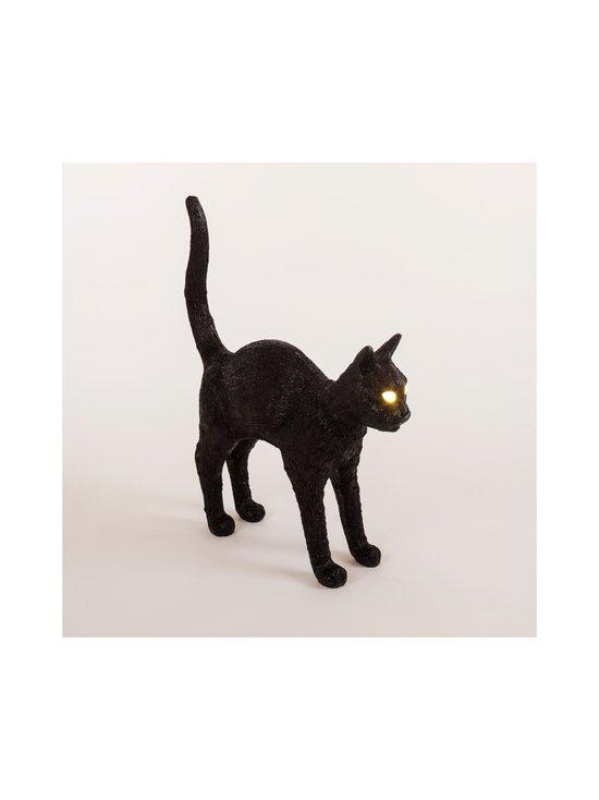 Seletti - Jobby the Cat Black -valaisin - MUSTA | Stockmann - photo 4