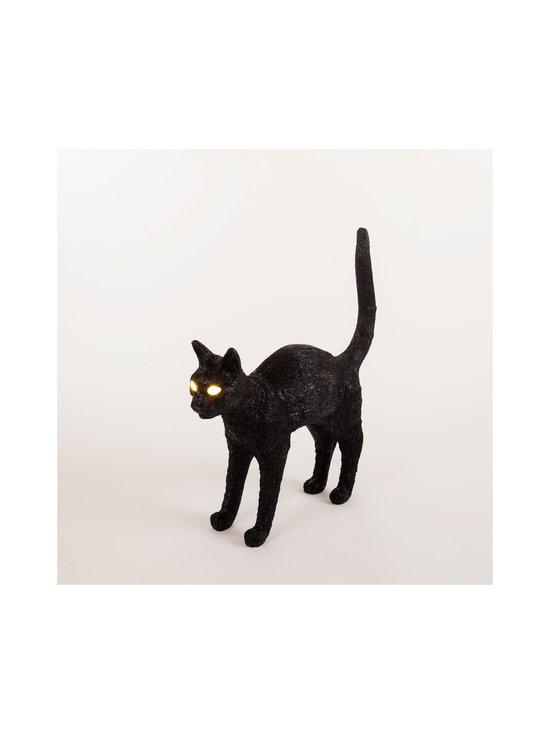 Seletti - Jobby the Cat Black -valaisin - MUSTA | Stockmann - photo 5