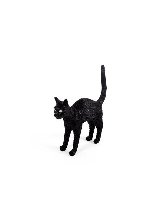 Seletti - Jobby the Cat Black -valaisin - MUSTA | Stockmann - photo 6