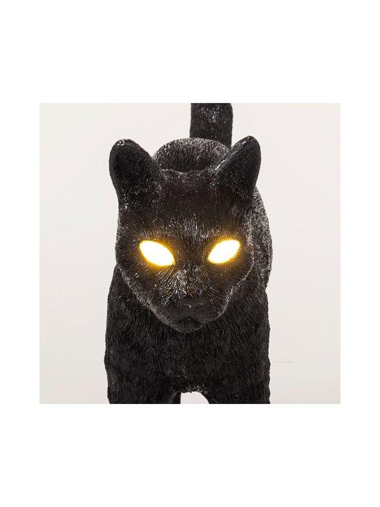 Seletti - Jobby the Cat Black -valaisin - MUSTA | Stockmann - photo 7