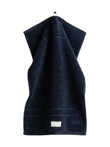 Gant Home - Organic Premium -pyyhe - SATEEN BLUE | Stockmann