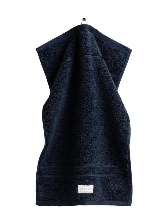 Gant Home - Organic Premium -pyyhe - SATEEN BLUE   Stockmann - photo 1