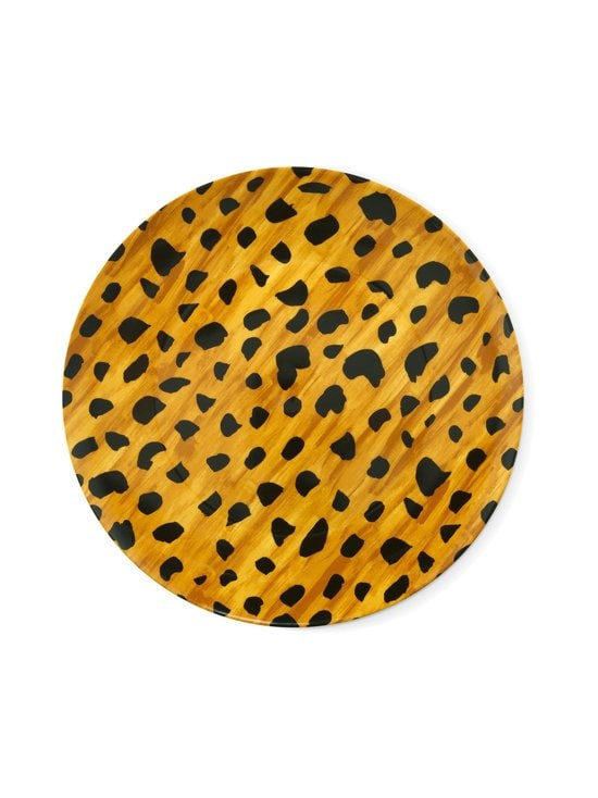 Fabienne Chapot - Breakfast Plate Cheetah Spots -lautanen 21,5 cm - BROWN | Stockmann - photo 1