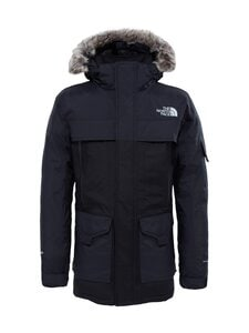 The North Face - M McMurdo 2 Parka -untuvatakki - C4V1 TNF BLACK HIGH RISE GREY | Stockmann