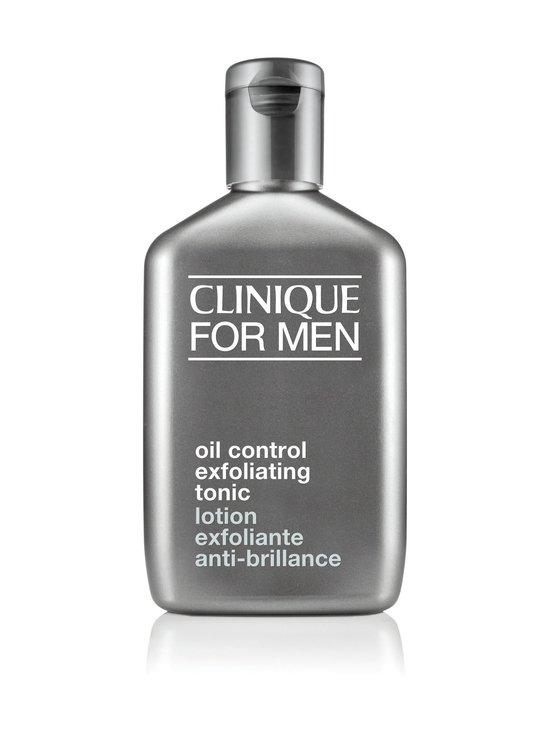 Clinique - For Men Oil Control Exfoliating Tonic -kasvovesi 200 ml | Stockmann - photo 1
