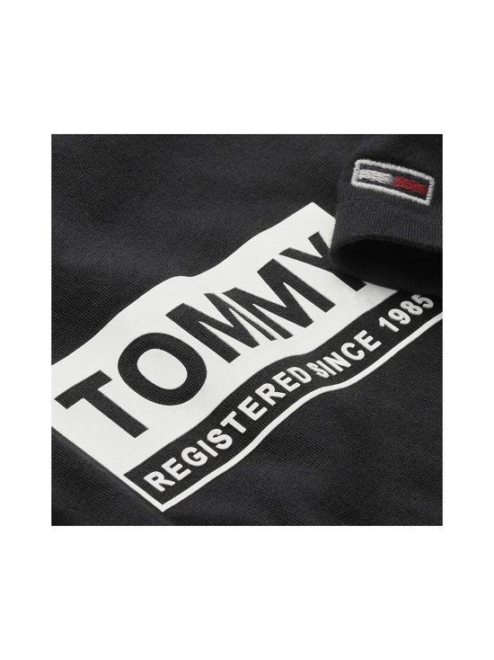 Tommy Jeans - Tjm White Box Logo Tee -paita - BDS BLACK | Stockmann - photo 3
