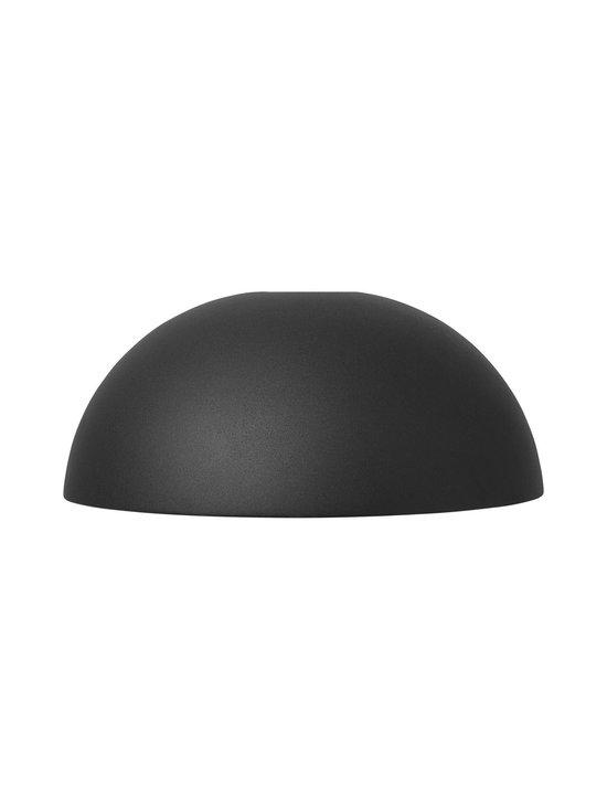 Ferm Living - Dome-lampunvarjostin - MUSTA   Stockmann - photo 1