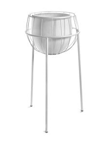 Serax - Plant Stand -ruukku - WHITE (VALKOINEN) | Stockmann