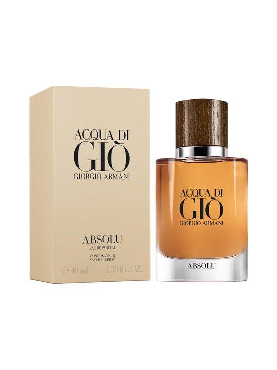 Armani - Acqua di Gio Absolu EdP -tuoksu - NOCOL | Stockmann - photo 3