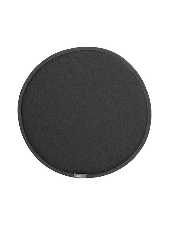 Vitra - Seat Dot -istuintyyny ø 38 cm - MARRON/NERO | Stockmann - photo 2