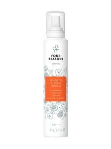 Four Reasons - No Nothing Sensitive Strong Mousse -muotovaahto 200 ml - null | Stockmann