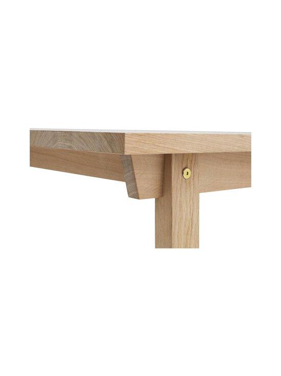 Normann Copenhagen - Slice-pöytä 74 x 200 x 90 cm - OAK | Stockmann - photo 3