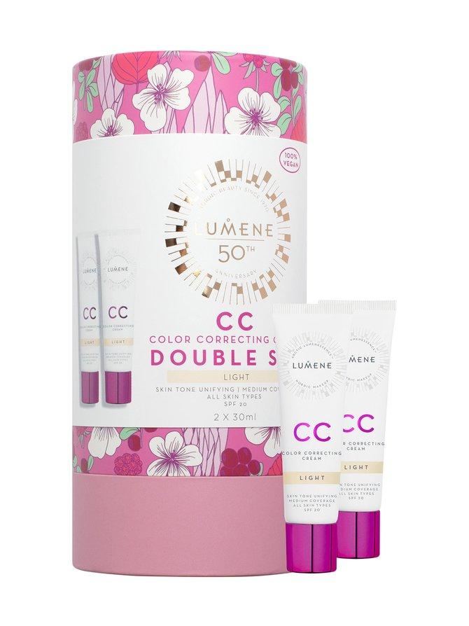CC Color Correcting Cream -meikkivoide 2 x 30 ml