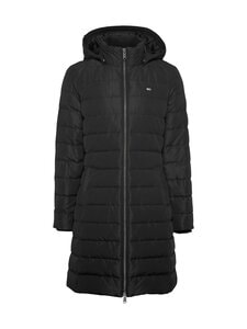 Tommy Jeans - TJW Quilted Down Coat -untuvatakki - BDS BLACK | Stockmann
