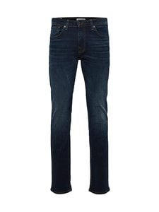 Selected - SlhSlim-Leon -farkut - DARK BLUE DENIM | Stockmann