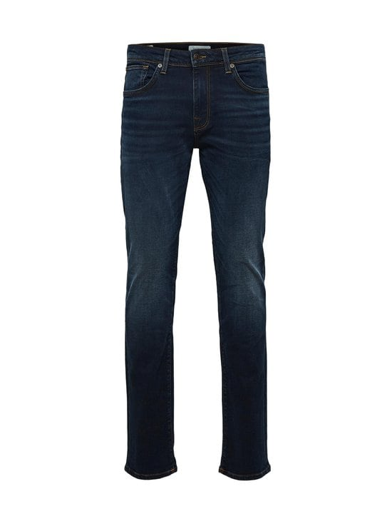 Selected - SlhSlim-Leon -farkut - DARK BLUE DENIM | Stockmann - photo 1