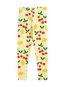 Mini Rodini - Cherry Lemonade -leggingsit - YELLOW | Stockmann