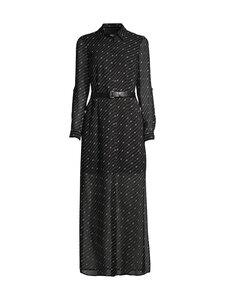 Michael Michael Kors - Bias Logo Shirt Dress -mekko - 048 BLACK/WHITE | Stockmann