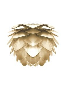 UMAGE - Silvia Medium Brushed Brass -varjostin - BRUSHED BRASS (HARJATTU MESSINKI) | Stockmann
