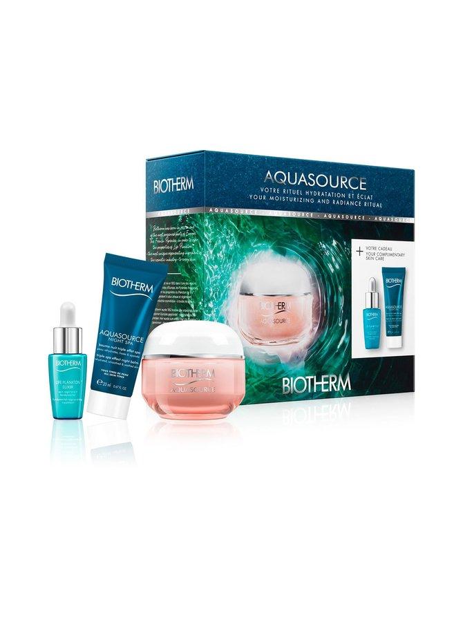 Aquasource Cream PS -tuotepakkaus kuivalle iholle