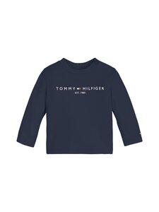 Tommy Hilfiger - BABY ESSENTIAL-pitkähihainen paita - C87 TWILIGHT NAVY | Stockmann